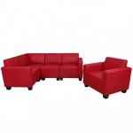 Modular Sofa-System Garnitur Lyon 4-1