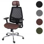 Bürostuhl HWC-A58, Schreibtischstuhl, Sliding-Funktion Textil ISO9001