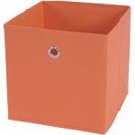 Faltbox T362, Aufbewahrungsbox Ordnungsbox, Textil 28x28x28cm