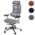 Bürostuhl HWC-A66, Schreibtischstuhl, Sliding-Funktion Stoff/Textil ISO9001