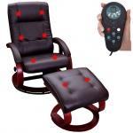Massage-Fernsehsessel Relaxsessel Pescatori II, Massagefunktion