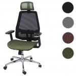 Bürostuhl HWC-A58, Schreibtischstuhl, Sliding-Funktion Stoff/Textil ISO9001