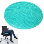 Balance-Sitzkissen Lamego, Luftkissen Massage Sport, 33cm