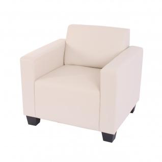 Modular Sessel Loungesessel Lyon, Kunstleder