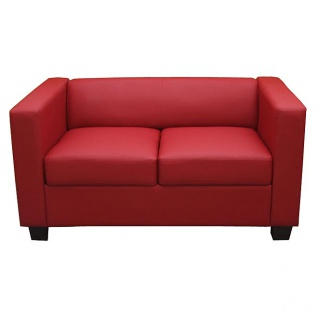 2er Sofa Couch Loungesofa Lille