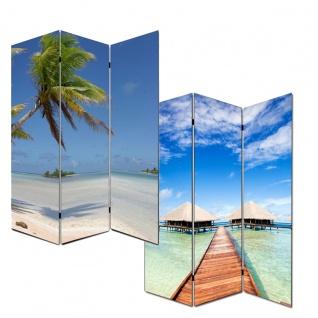 Foto-Paravent Paravent Raumteiler