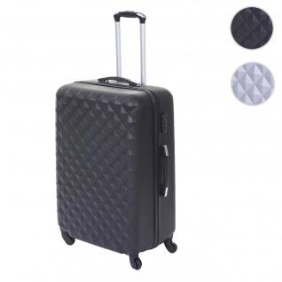 Koffer HWC-D54, Reisekoffer Hartschalenkoffer Trolley, 72x50x30cm ca. 100l - Vorschau 1