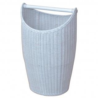 Wäschekorb H159, Wäschesammler Wäschebox Wäschetonne, mit Griff, 67x41x40cm