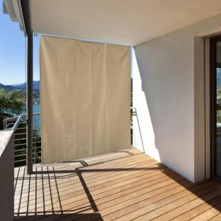 vertikaler balkonsichtschutz he25 sichtschutz sonnensegel 230x140cm kaufen bei mendler. Black Bedroom Furniture Sets. Home Design Ideas