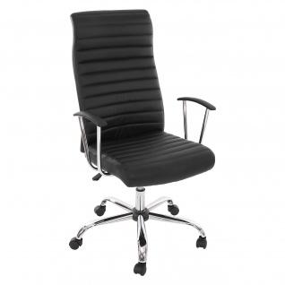 Bürostuhl Chefsessel Cagliari, ergonomische Form