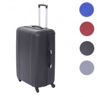 Koffer HWC-D54, Reisekoffer Hartschalenkoffer Trolley, 72x50x30cm ca. 100l - Vorschau 5