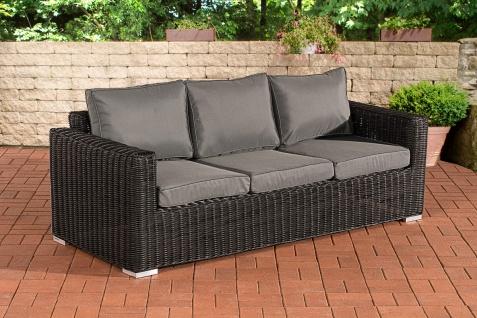 rattan sofa 3 sitzer online bestellen bei yatego. Black Bedroom Furniture Sets. Home Design Ideas