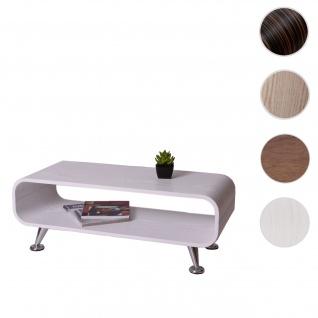 Couchtisch HWC-B97, Loungetisch Club Tisch, 34x90x39cm