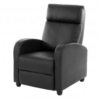 Fernsehsessel Relaxsessel Liege Sessel Denver, Kunstleder