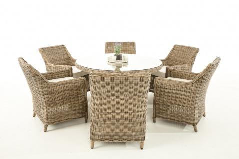 Poly rattan lounge g nstig online kaufen bei yatego for Lounge garnitur terrasse