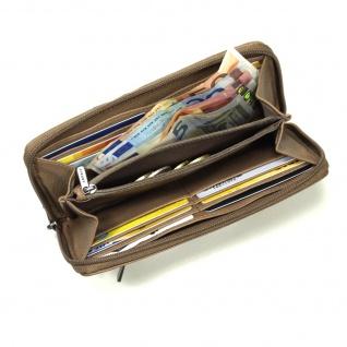 Esprit Geldbörse Fleur Zip Braun 066EA1V012-E225 Geldbeutel Geldtasche - Vorschau 3