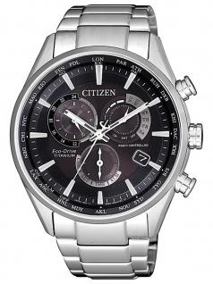 Citizen CB5020-87E Eco-Drive Uhr Herrenuhr Titan Datum Silber