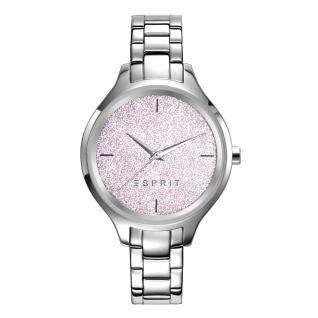Esprit ES109602005 ESPRIT-TP10960 SILVER TONE Uhr Damenuhr Silber