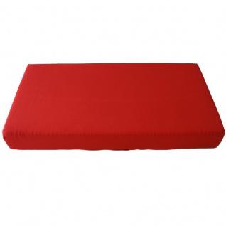 Nature Mark Jersey Spannbettlacken Rot 200 x 220 cm Spannbetttuch