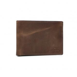 Fossil Kreditkartenetui DERRICK Front Pocket Bifold Braun ML3709-200
