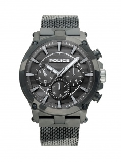 POLICE PL.15920JSMB/02MM TAMANN Uhr Herrenuhr Datum mehrfarbig