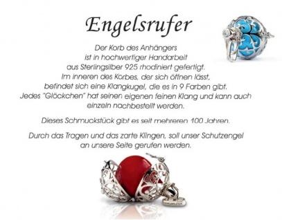 Engelsrufer ERP-ANGEL-R Damen Anhänger Engel Sterling-Silber 925 weiß - Vorschau 2