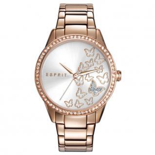 Esprit esprit-tp10908 rosé gold Uhr Damenuhr vergoldet rosé