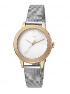 Esprit ES1L105M0095 Bloom Uhr Damenuhr Edelstahl Silber