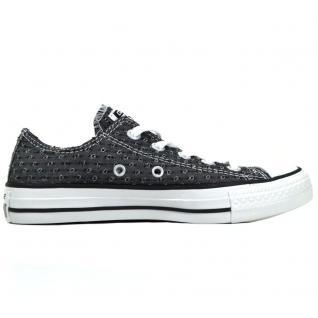 Converse Damen Sneakers Schuhe CT Ox Grau-Schwarz Sneakers Damen Größe 41 4388ab
