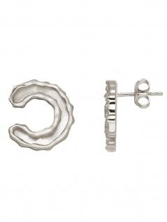 XENOX XS2231 Damen Ohrstecker Sterling-Silber 925 Silber weiß