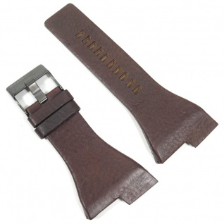 Diesel Uhrband LB-DZ7189 Original DZ 7189 Lederband