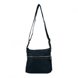Esprit Olivia S Shoulderbag Blau Damen Hand Schulter Umhänge Tasche