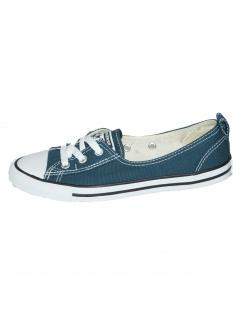 Converse Schuhe All Star CT Ballet Lace Blau 547165C Ballerinas 37, 5
