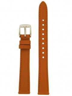 Fossil Uhrenarmband LB-ES3737 Original Ersatzband Leder 14 mm Braun