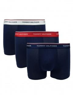 Tommy Hilfiger Herren Boxershort 3er Pack Trunk XXL Blau 1U87903842