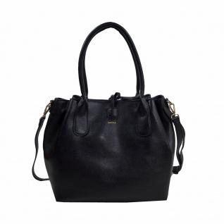 Esprit Wasima City Bag Schwarz Hand Schulter Tasche 097EA1O029-E001