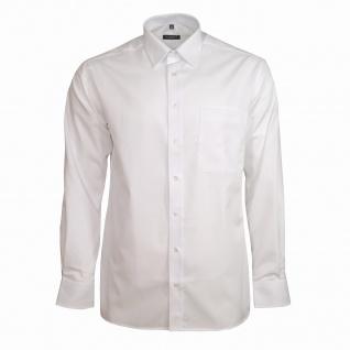 Eterna Herrenhemd 1100/00/E198 Comfort Fit Weiß Gr. XXXL/47