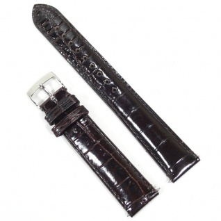 Emporio Armani Uhrband LB-AR0404 Lederband AR 0404