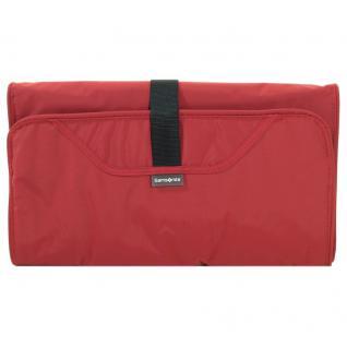 Samsonite Travel Accessorie Fold.Hanging Toilet Rot 45535-1726 Tasche