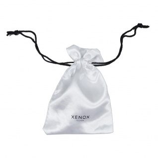 XENOX XS7357 Damen Ring Silver Circle Silber weiß 54 (17.2) - Vorschau 5