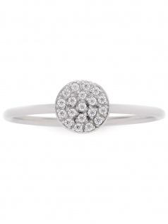 Leonardo 017071 Damen Ring Becca Ciao Edelstahl Silber weiß 56 (17.8)