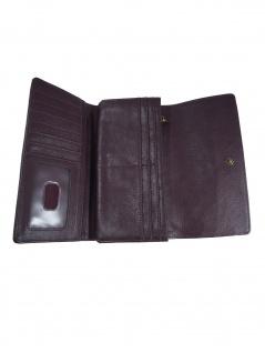 Fossil Damen Geldbörse RFID LOGAN Flap Leder Mehrfarbig SL7847-564 - Vorschau 2