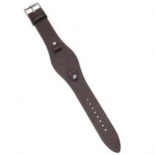 Fossil Uhrband LB-ES2482 Original ES 2482 Lederband 8 mm