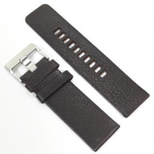 Diesel Uhrband LB-DZ1259 Original Lederband DZ 1259