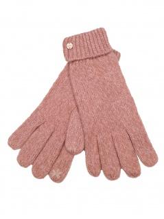 Esprit Damen Handschuhe Touchscreen Basic Glove Rosa 109EA1R022-550