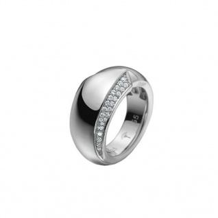 Joop JJ0941 Damen Ring Sterling-Silber 925 Silber Weiß 51 (16.2) - Vorschau 1