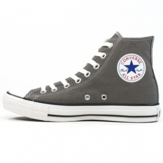 Converse Damen Schuhe All Star Hi Grau 1J793C Sneakers Chucks Gr. 37, 5