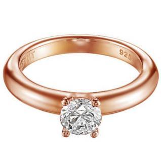Esprit ESRG91608C Damen Ring grace rose Silber 925 rose 53 (16.9)