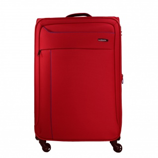 Travelite Solaris 4 Rollen Rot 67 cm Trolley 73 L Koffer 88148-10