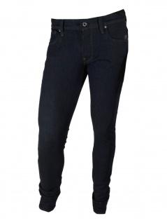 G-Star Herren Jeans 510096565-1241 Attacc Super Slim Blau 33W / 34L